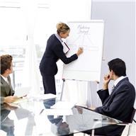 Meeting - Flip Chart